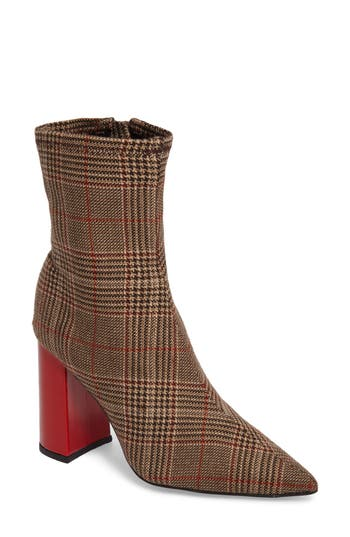 Jeffrey Campbell Siren Bootie, Brown