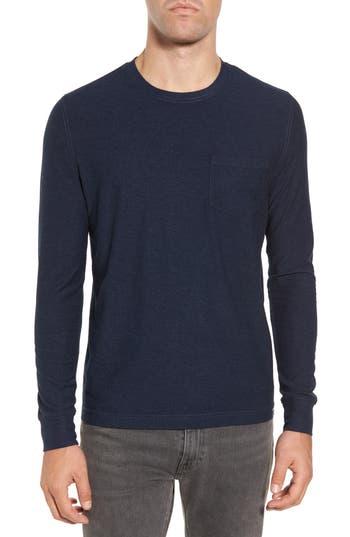 Grayers Drake Crewneck Shirt, Blue
