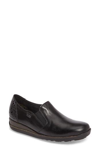 Rieker Antistress Daphne 64 Slip-On Sneaker, Black