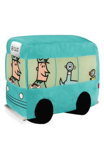 Infant Yottoy 'Don'T Let The Pigeon Drive The Bus!' Stuffed Toy