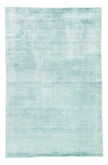 Jaipur Yasmin Rug, Size Swatch - Blue