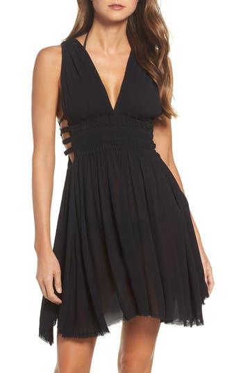 Elan Goddess Cover-Up Dress, Black