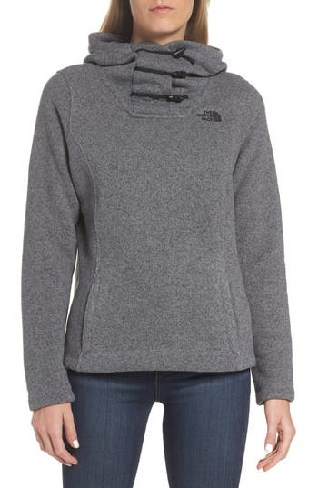 The North Face Crescent Hoodie, Grey