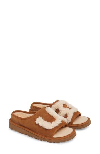 Ugg Slide Slipper, Brown