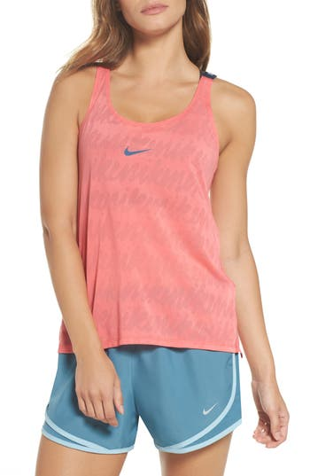 Nike Elastika Dry Tank, Pink