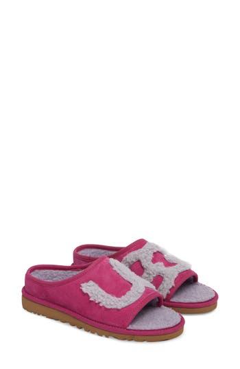 Ugg Slide Slipper, Pink