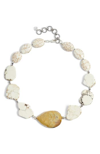Women's Nakamol Design Chunky Stone Necklace