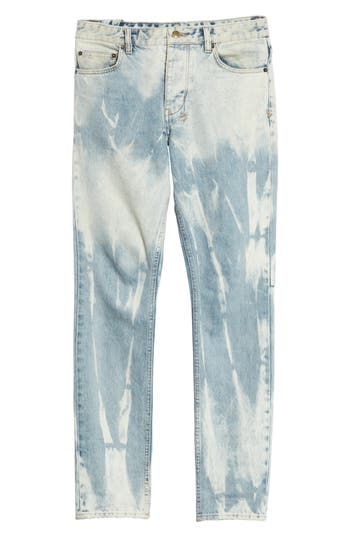Men's Ksubi Chitch Mile Skinny Jeans, Size 30 - Blue