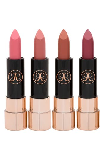 Anastasia Beverly Hills Mini Matte Lipstick Set - Nude