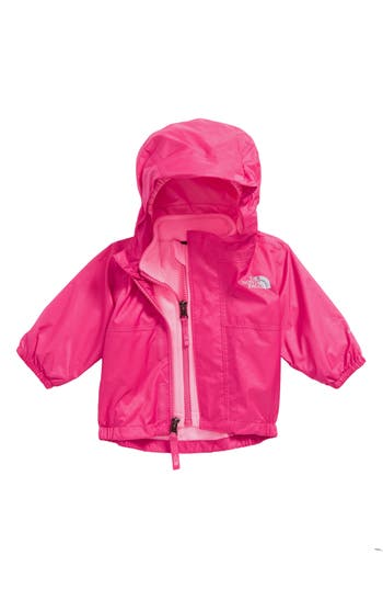Infant Girls The North Face Stormy Rain Triclimate Waterproof  Windproof 3In1 Jacket