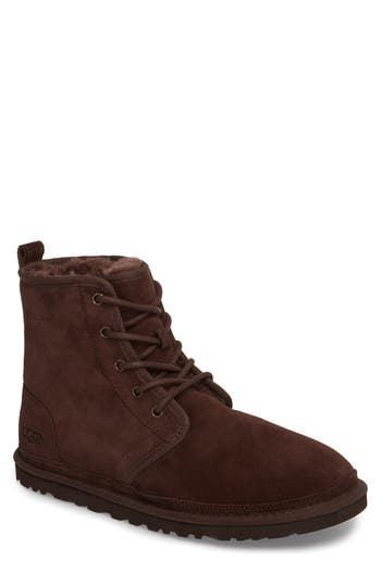 Ugg Harkley Lace-Up Boot, Brown