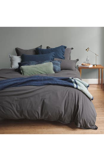 Treasure  Bond Stonewash Jersey Duvet Cover