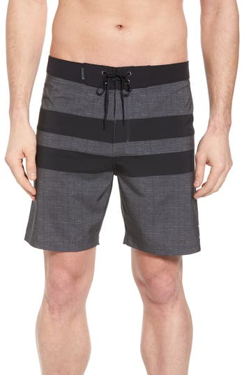 Hurley Phantom Blackball Beater Swim Trunks