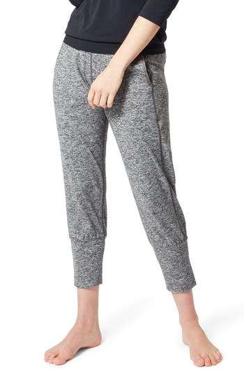 Sweaty Betty Garudasana Yoga Capris, Grey