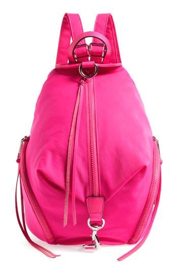Rebecca Minkoff Julian Nylon Backpack - Pink