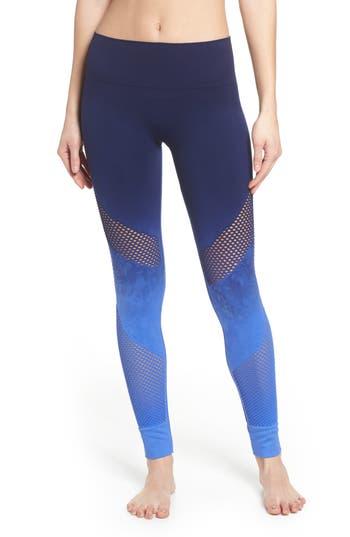 Climawear Formation High Waist Leggings, Blue