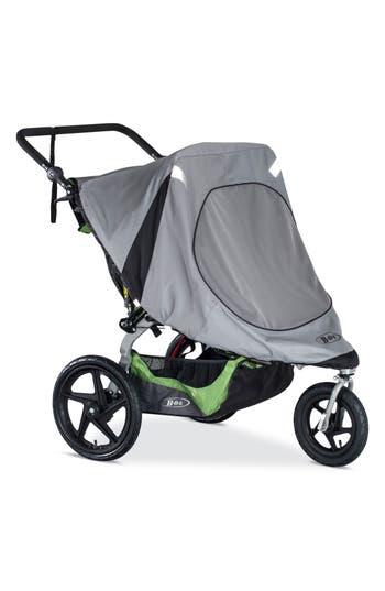 Infant Bob Revolution Duallie Double Jogging Stroller Sun Shield