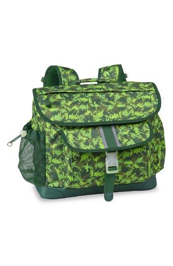 Boys Bixbee Large Dino Camo Water Resistant Backpack