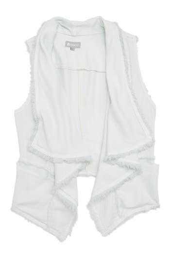 Girls Tractr Drape Front Vest