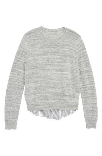 Girls Tucker  Tate Contrast Back Sweater