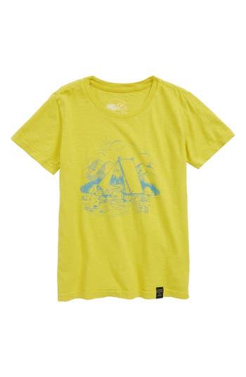 Boys United By Blue Waterfall Organic Cotton TShirt