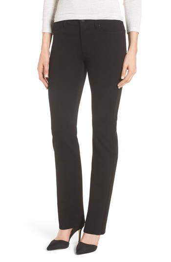NYDJ Marilyn Straight Leg Ponte Pants