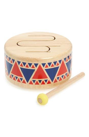 Plan Toys 2Piece Drum Set
