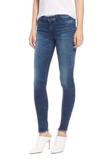 Hudson Krista Raw Hem Super Skinny Jeans