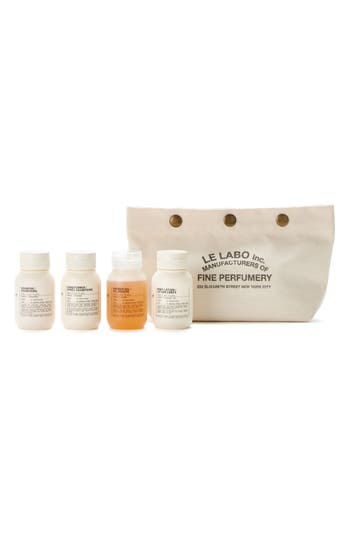 Le Labo Body & Hair Travel Set
