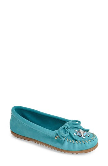 Women's Minnetonka 'Me To We Artisans - Maasai' Moccasin at NORDSTROM.com