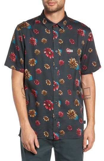 Vans Island Short Sleeve Shirt