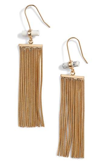 Bracha Celestial Tassel Earrings