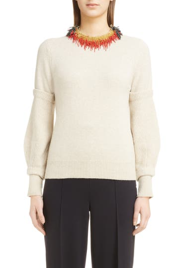 Toga Embellished Sweater
