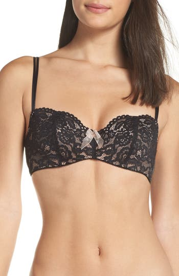 b.tempt'd by Wacoal 'Ciao Bella' Underwire Balconette Bra