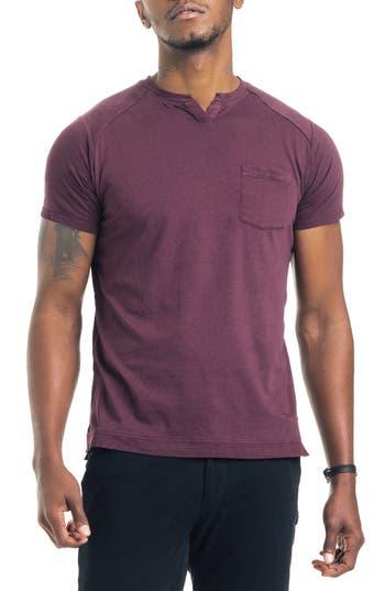 Good Man Brand Cotton Short Sleeve Henley