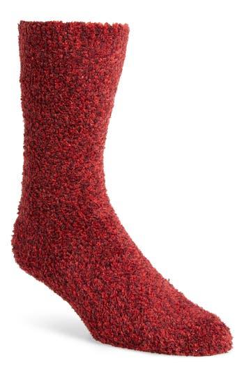 Nordstrom Men's Shop Marled Butter Socks