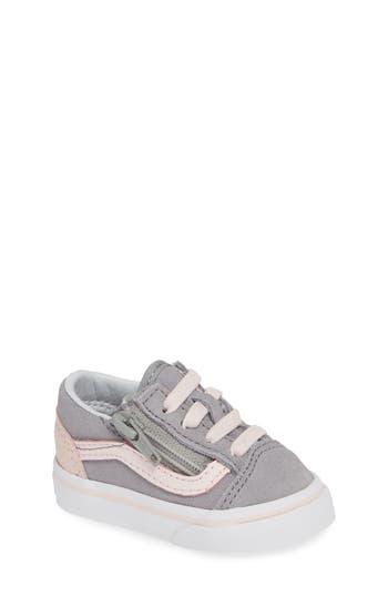 Vans Old Skool Zip Sneaker