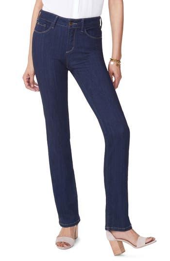NYDJ Marilyn Curves 360 Straight Leg Jeans