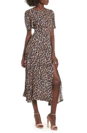 AFRM Lala Midi Dress