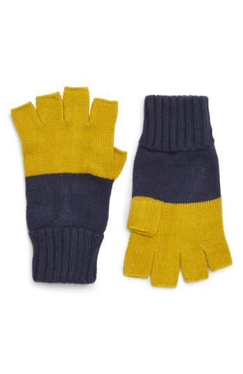 The Rail Colorblock Fingerless Gloves