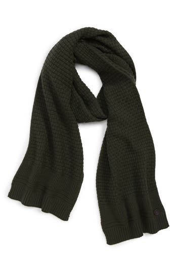 Ted Baker London Textured Knit Scarf