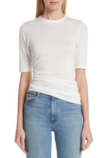 Jacquemus Ruched Tee