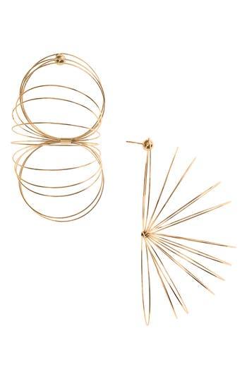 Y/Project Slinky Earrings