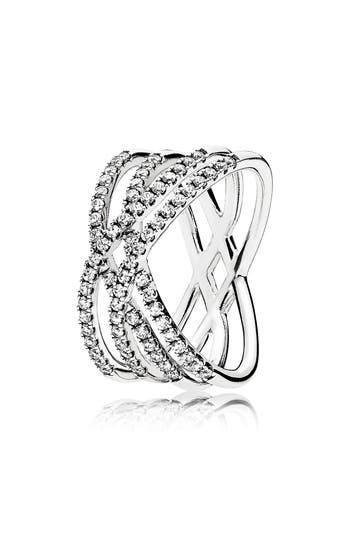 PANDORA Cosmic Lines Ring
