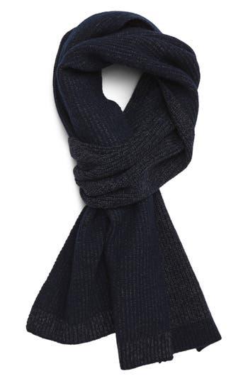 Nordstrom Men's Shop Rib Knit Scarf