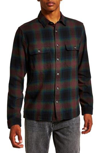 Topman Cormack Check Classic Shirt