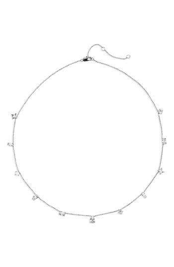 Nordstrom Fancy Station Collar Necklace