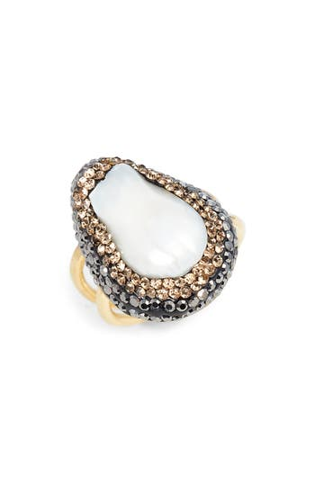 The Accessory Junkie Amaia Ring