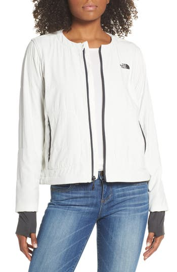 The North Face Mountain Insulated Collarless Zip Jacket