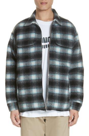 Noon Goons Best Coast Plaid Shirt Jacket